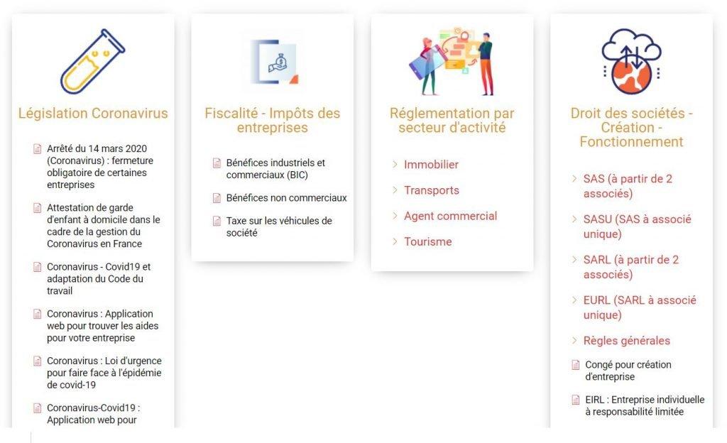 Fiche pratique en Droit français - Legal Booster