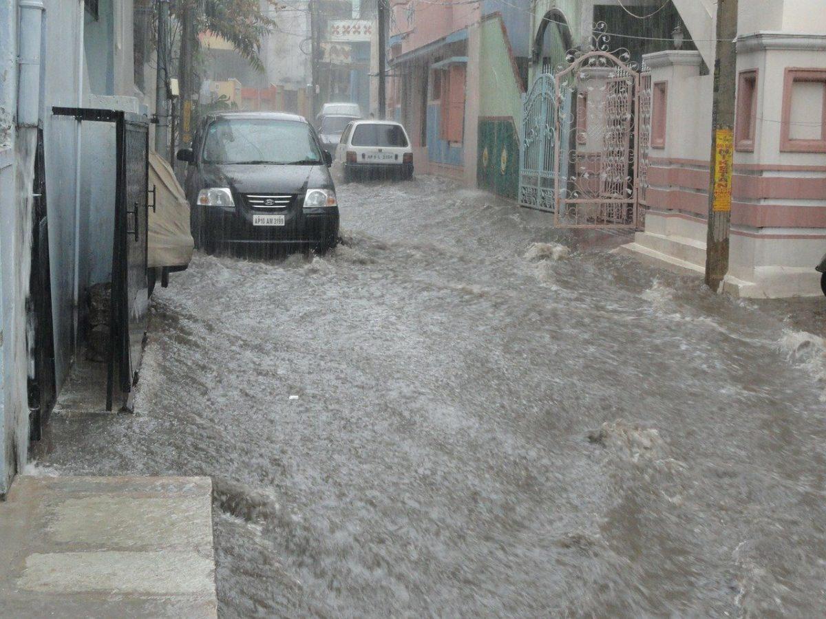 que faire inondation